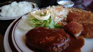 木更津にあるハンバーグが自慢の「レストランさーくる」|房総コラボ2016